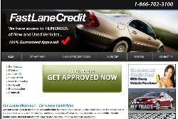view listing for Fast Lane Credit