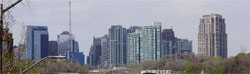 North York Skyline